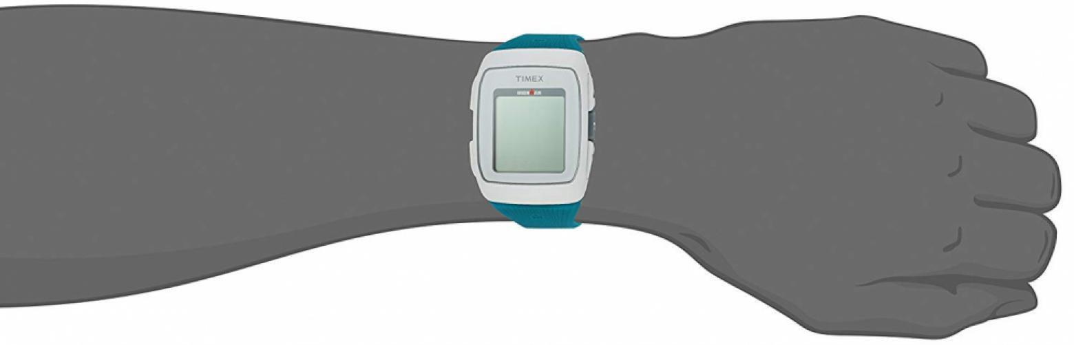 Timex Ironman Gps Reloj Correa Correa Correa De Silicona 4d5c17