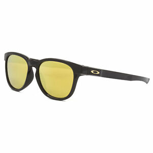 Image is loading Oakley-Stringer-Sunglasses-OO9315-04-Polished-Black-Frame- 6e62ac7e81