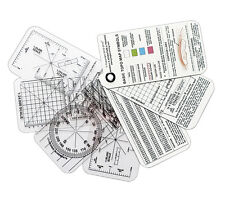 ESEE Randalls Adventure & Training Rat Compass Cards