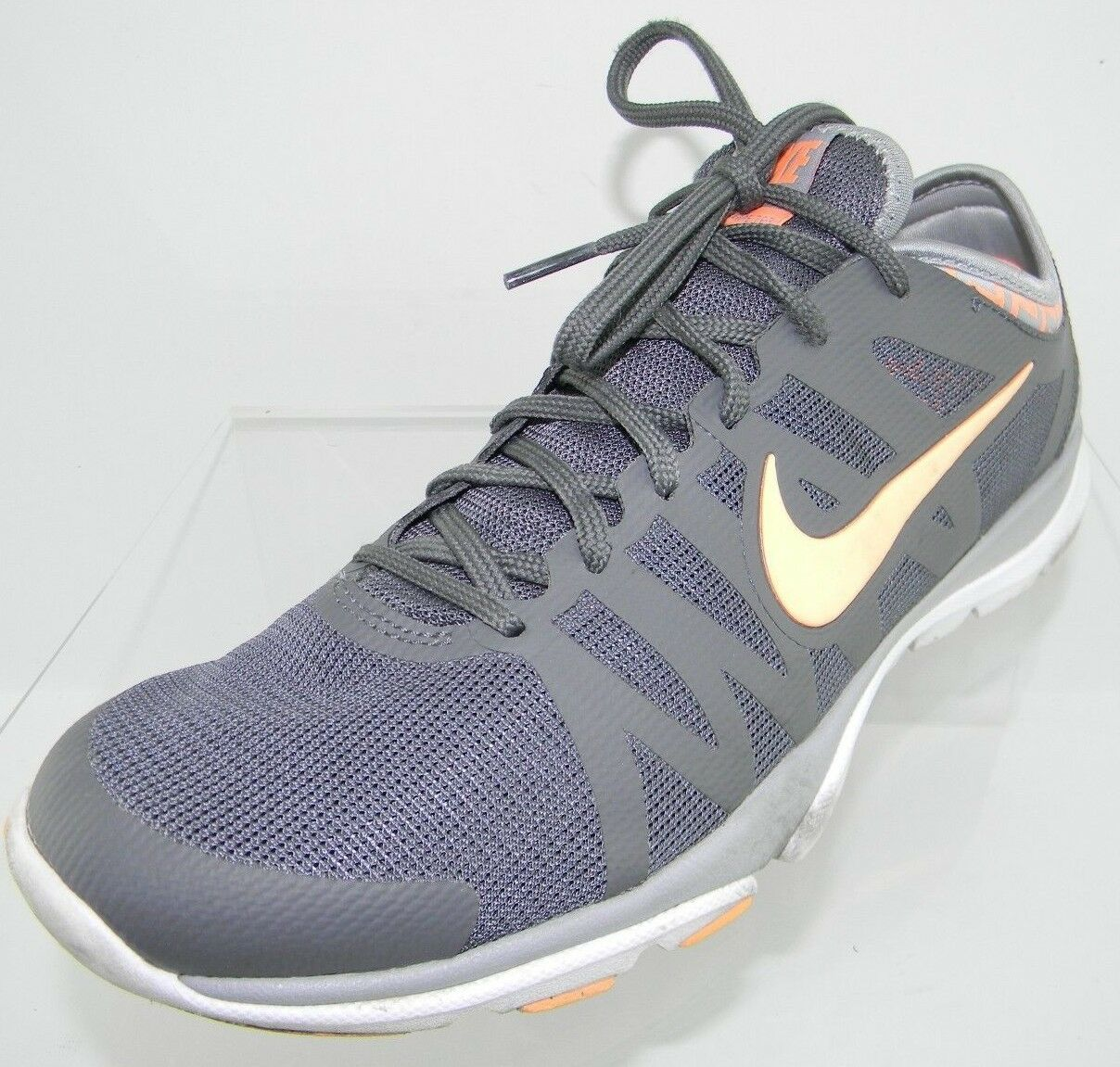 best website 884b2 1bc04 Men Men Men Nike Tr3 Gray Athletic Shoes Size 11 M e2e511