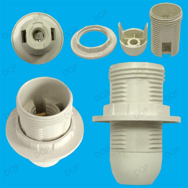 Small Edison Screw Ses E14 Light Bulb Lamp Holder Pendant Socket