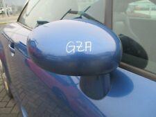 el. Außenspiegel rechts Audi TT 8N Coupe denimblau LZ5W Spiegel hellblau