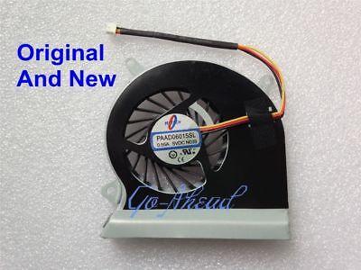 Collectibles Cpu Cooler Fan For Msi Gp60 2qf-864xcn 2qf-865xcn 2pe-024xcn Ge60 2pe-448xcn 449 Elegant In Smell