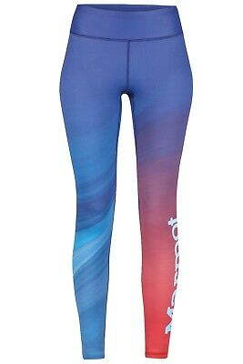 Deep Dusk Mirage Elastische Damenhose Leggins Clever Marmot Women's Everyday Tight