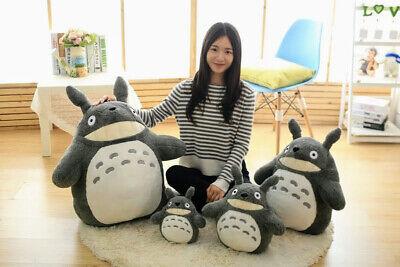 Totoro Plush Toy Cute Cat Japanese Anime Figure Doll Kids Toys Birthday Gift Ebay