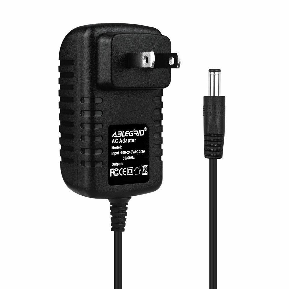9V 2A AC Power Supply Adapter 5.5x2.1mm Input 100V-240V for Arduino UNO R3 MEGA