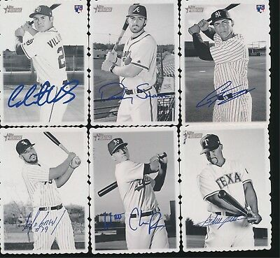 2018 Topps Heritage High Number 1969 Deckle Edge Complete Your Set Pick List