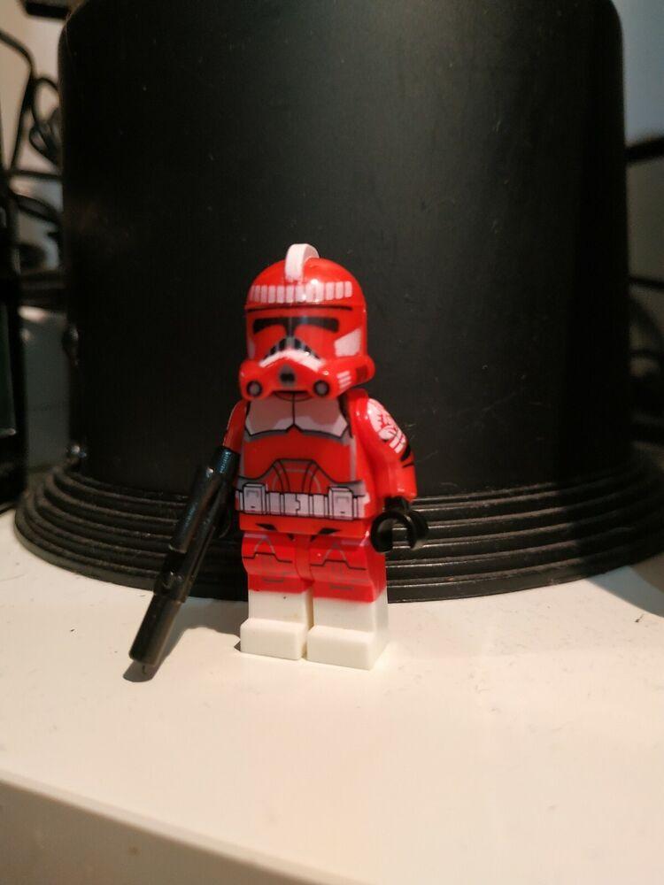 Force Réveille #4 04 1ST de premier ordre Stormtrooper environ 15.24 cm Star Wars Black Series 6 In