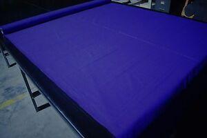 100-Cotton-Royal-Blue-10-OZ-Bull-Denim-Canvas-Twill-Fabric-58-034-W-Upholstery
