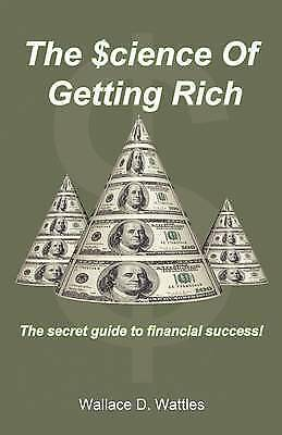 The Science Of Getting Rich:  The Secret, Brand New, Free P&P in the UK