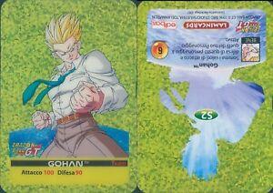 CARD-DRAGONBALL-GT-GOHAN-S-2