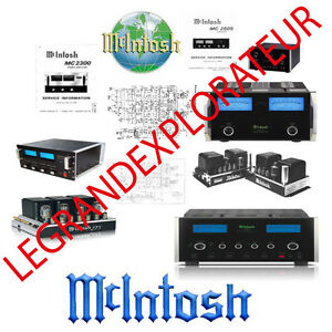 Ultimate-McIntosh-Operation-Repair-Service-manual-amp-Schematics-690-manuals-DVD