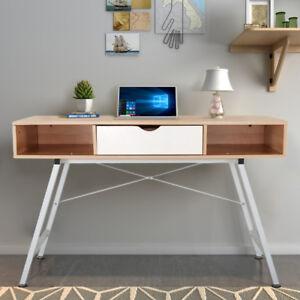 Image Is Loading Scandinavian Style Home Office Desk Study Computer Desk