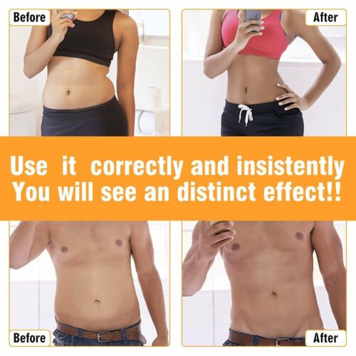 Slimming Weight Loss Belt Band Adjustable Waist Trainer Cincher Sweat Shaper