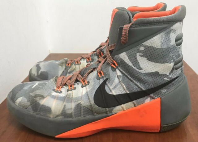 official photos 35a72 c1a4b ... promo code for nike hyperdunk 2015 tumbled grey silver grey black 5.5 m  us big kid