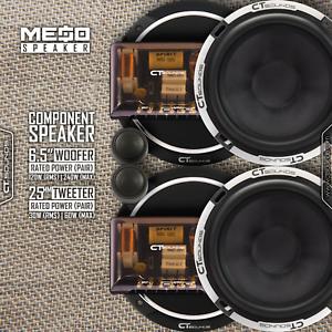 CT-Sounds-Meso-6-5-Inch-2-Way-Full-Range-Car-Audio-Component-Speaker-Set
