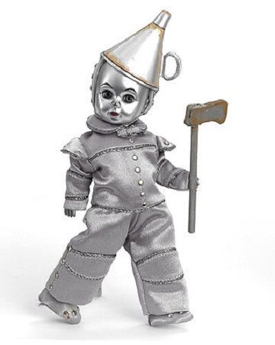 TIN MAN 8  Madame Alexander Doll from The Wizard Of Oz Collection BRAND NEW