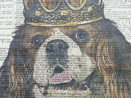 King Charles Cavalier Spaniel Print No.604