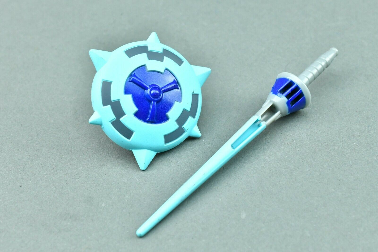 Transformers Animated Sentinel Prime Spear Shield Weapon