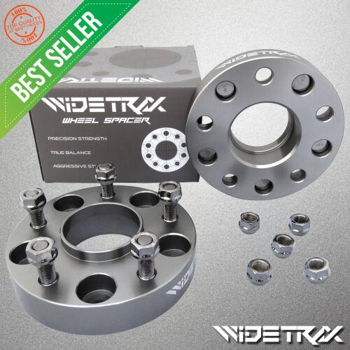 "4PC WIDETRAX 1.25/"" Jeep Wrangler Wheel Spacers Hub Centric 5x127 5x5 1//2/"" 71.5mm"