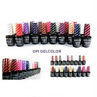 OPI GelColor - Gel UV Vernis à Ongles - 0.5oz / 15ml (Colores A - M)