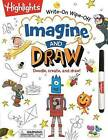Imagine and Draw by Highlights Press (Paperback, 2016)