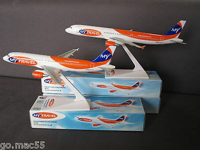 My Travel Airways Airbus A320 /& A321 Premier Portfolio Push Fit Models 1:200