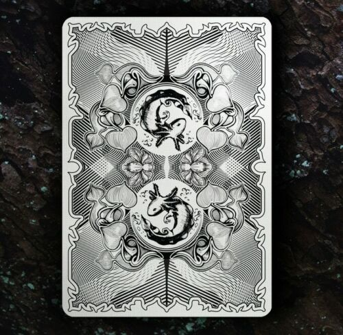 Axolotl Playing Cards Deck Brand New Sealed