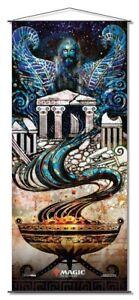 Wall-Scroll-Theros-Beyond-Death-Medomai-039-s-Prophecy-40-5-x-95-cm-Neu