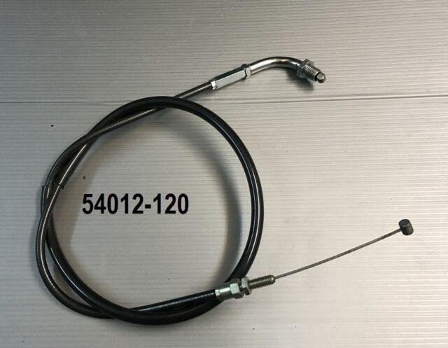 Cavo Gas - Throttle Cable - Kawasaki KZ400 NOS: 54012-120