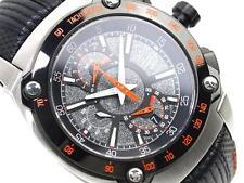 Seiko Sportura Chronograph Mens Watch SPC039P2, Warranty, Box
