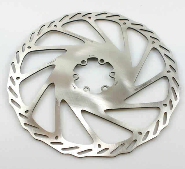 "AVID G3CS Clean Sweep Cyclocross MTB Bike G3 Disc Brake Rotor 6-Bolt IS 203mm 8/"""