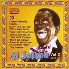 Complete Recordings Vol. 2 Al Jolson Audio CD
