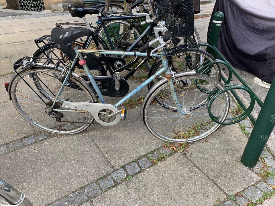 Herrecykel, Mustang, 3 gear