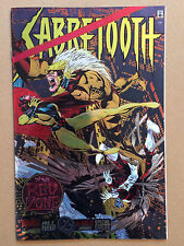 Sabretooth in the red zone