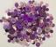 Buttons Bulk 6-25mm 250 500 1000 Pieces Single Colour Craft Sewing Aussie Seller