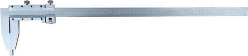 Capacité 500 becs 90 mm. Pied à coulisse mécanique à becs simples monobloc