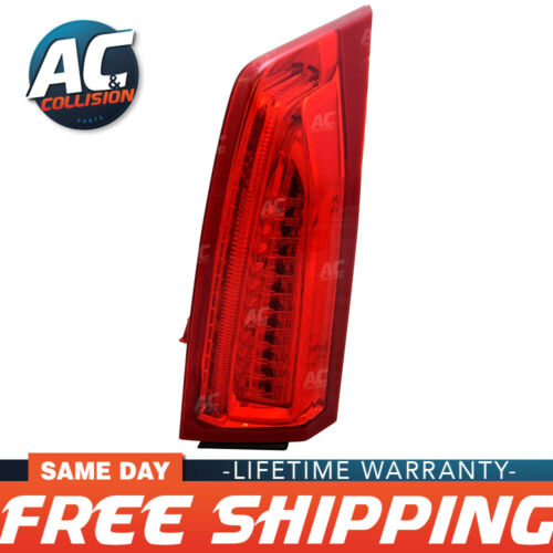 GM2800260 Tail Light for 2013-2015 Cadillac ATS LH