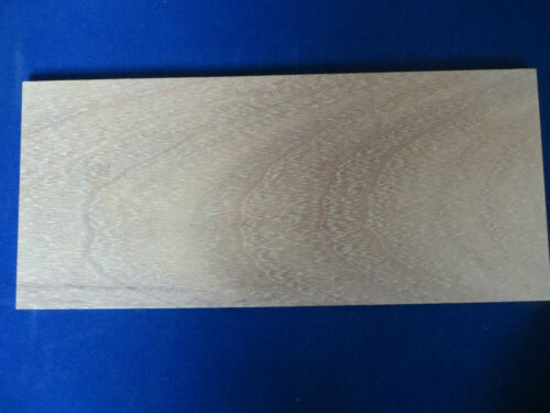 1 × Solid Iroko wood Sheets 4mm or 6mm