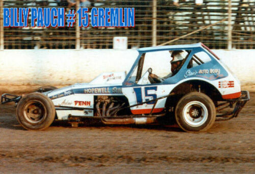 CD/_1125 #15 Billy Pauch  Gremlin modified   1:25 scale DECALS