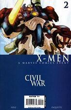 Civil War - X-Men (2006) #2 of 4