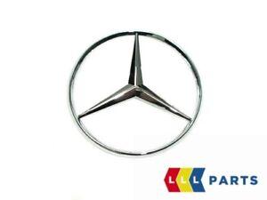 NUOVO-Originale-Mercedes-Benz-MB-Vito-W638-POSTERIORE-BAGAGLIAIO-COFANO-POSTERIORE-EMBLEM-BADGE-Star