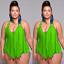 Plus-Size-Women-One-piece-Swimwear-Monokini-Beach-Swimsuit-Bikinis-Bathing-Suit thumbnail 20