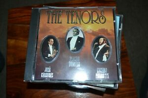 The-Tenors-Pavarotti-Domingo-Carreras-CD-ALBUM