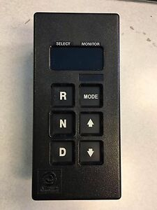 Details about Allison Transmission Remote Shift Pad WTEC II (2) p/n 29507949