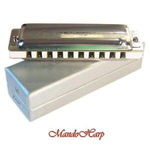 Seydel-Harmonica-16301-1847-Silver-KEY-OF-C-NEW