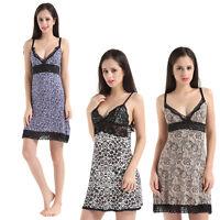 Summer Pajamas Set Comfortable Nightwear Soft Nightgown For Women Girl
