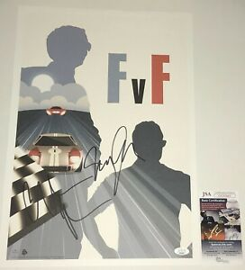 Christian-Bale-1-Hand-Signed-13x19-Ford-v-Ferrari-Exclusive-Art-Print-JSA-COA