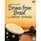 Drums From Brazil 9783954810093 by Luiz Roberto Cioce Sampaio