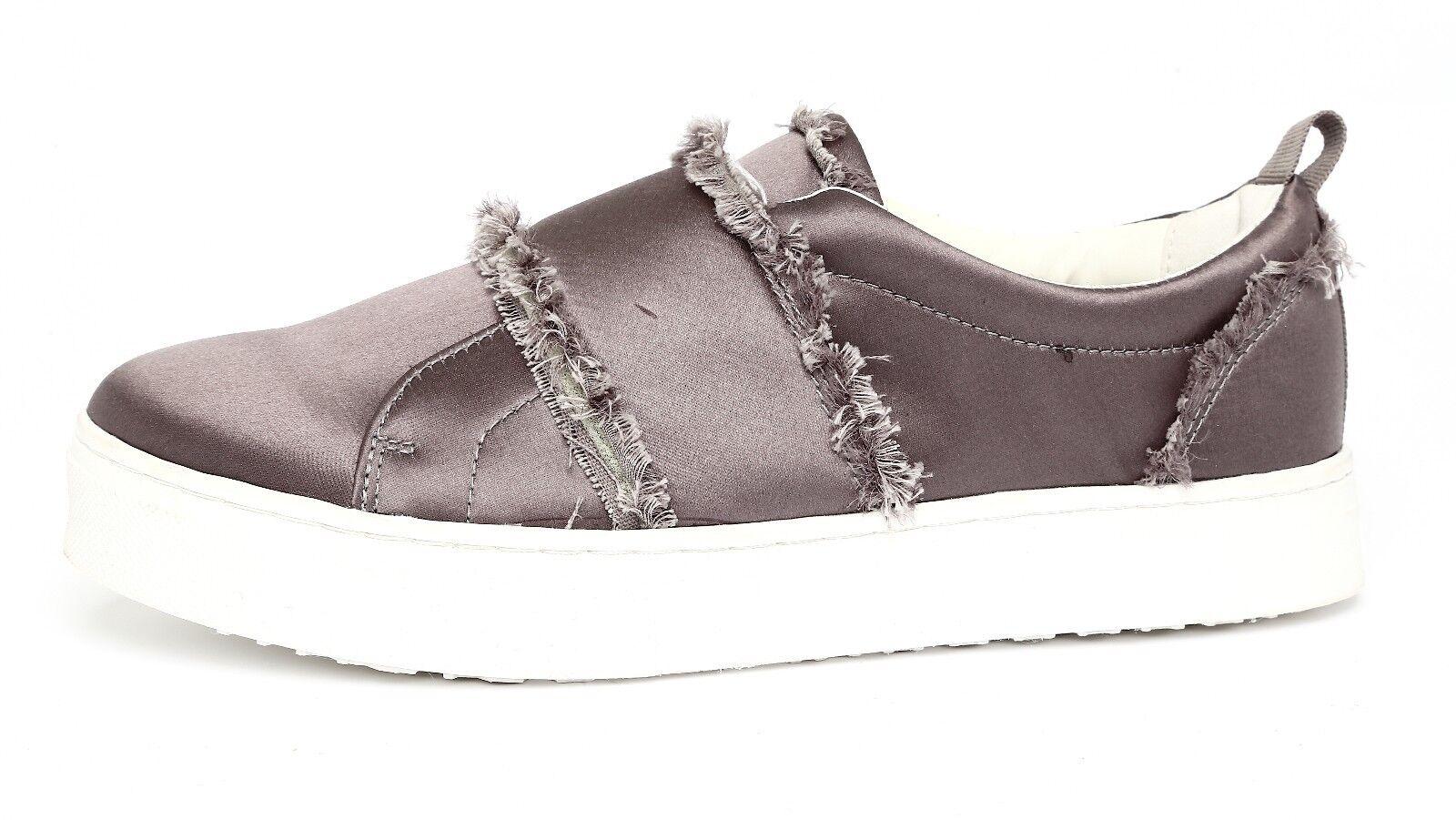 Sam Edelman Levine Womens Slip On Platform Sneakers Sz 9.5M 4225